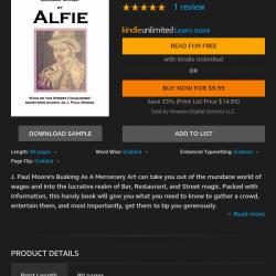 Alfie, King of the Street Conjurers